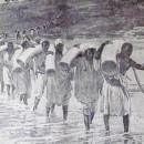 The earliest Kenyan roads